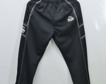 KAPPA Tracksuit Vintage 90's Kappa AFI Aeroflex Made In Japan Track Pants Tracksuit Size Jaspo S