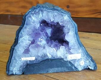 Amethyst Geode  - Cod081