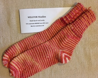 Merino socks uk8