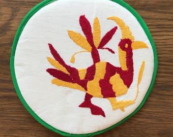 Tortilla Warmer Tenangos Design