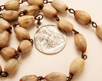 Rare French beans Rosary