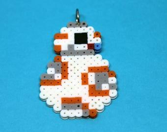 BB8 - Star Wars - Mini Perler Beads