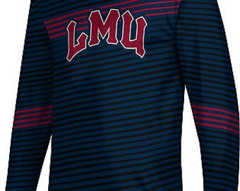 ProSphere Men's Loyola Marymount University Vector Long Sleeve Tee (LMU)