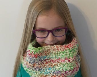 Gumdrop Dreams Cowl