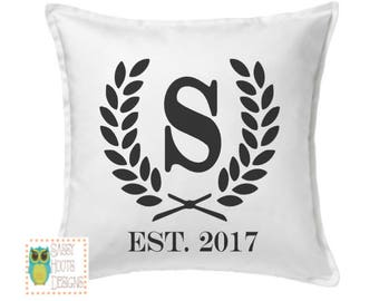 Custom Decorative Pillow, wedding gifts, personalized pillow, throw pillows, home decor, cute pillows, throw pillows, accent pillows