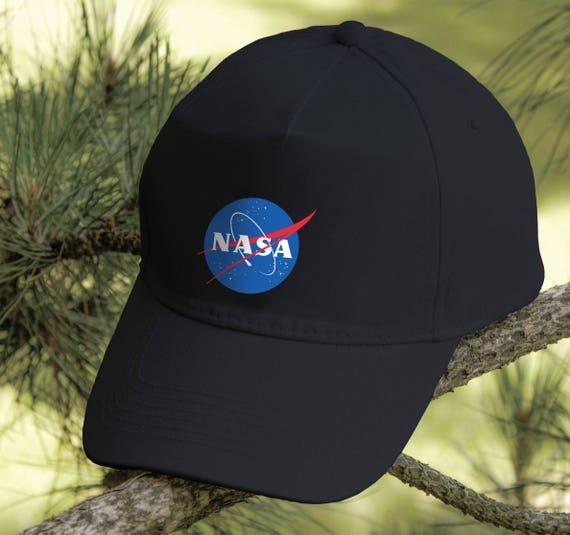 Nasa Cap Hat Embroidered Baseball Space