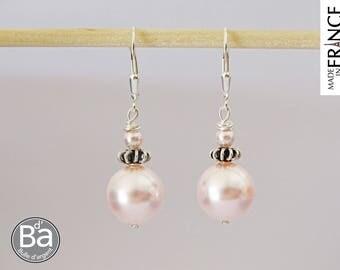 RELIGIOUS earrings pink