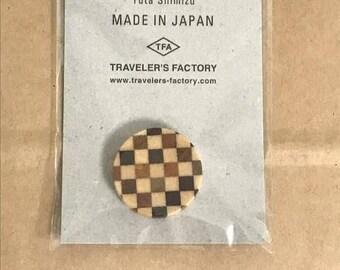 Traveler's Notebook Yosegi  Limited Charm 07100469 MADE IN JAPAN Traveler's Factory Midori Designphil Free shippiong
