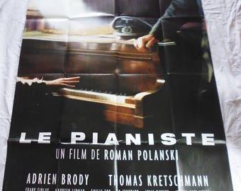 2002 pianist poster original film