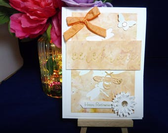A6 Handmade Greeting Card Stampin' Up!