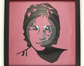 John Lennon, Vinyl LP Wall Art