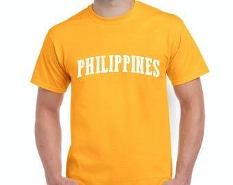 philippines t shirt etsy