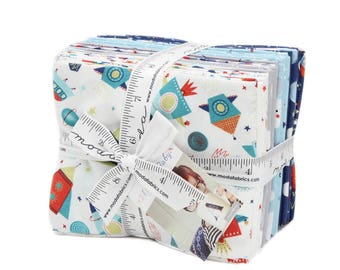 Moda - Stellar Baby - 20 piece Fat Quarter bundle - Abi Hall- Last One