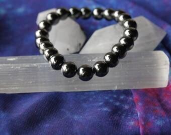 Crystal Healing Bracelet Hematite