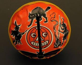 50's Halloween Cricket Noisemaker Vintage Halloween Party