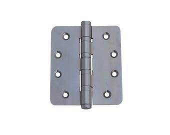 Door Hinge 3.5″x 3.5″x 4mm Brass CH: Clearance Sale