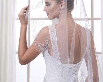 Handmade Wedding Veil ''Alexa''
