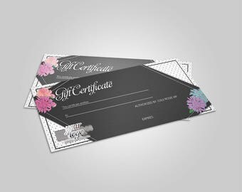 Gift Certificate - Small Business Customized
