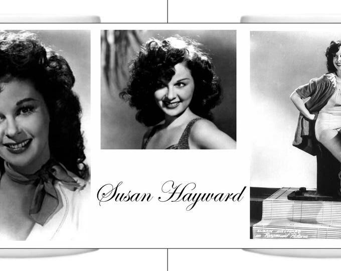 Susan Hayward Mug a perfect gift