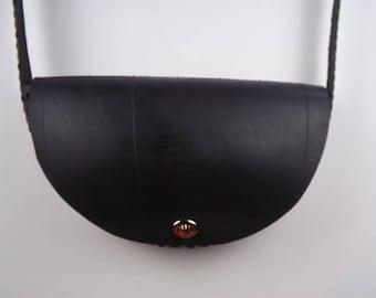PIEL DE RUEDA - Recycled inner tube tolfa bag
