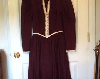 Gunne Sax dress - Size 7