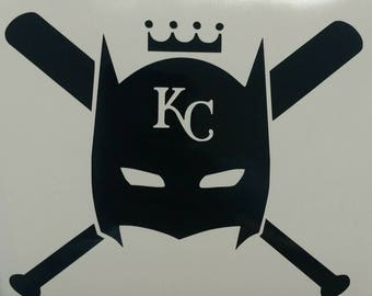 Batman City Decal Etsy - Custom vinyl decals kansas city