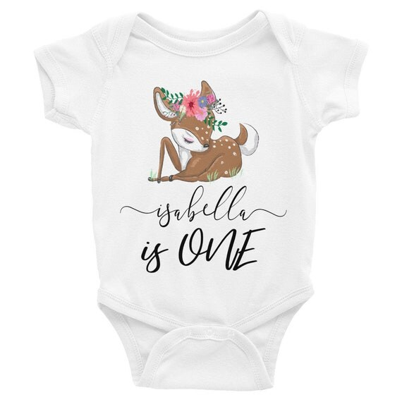 Custom Name Onesie, personalized onesie, baby onesie, onesies, baby girl onesie, name onesie, birthday onesie, first birthday, 1st birthday