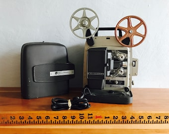 Vintage Bell and Howell Film Projector Model 346A