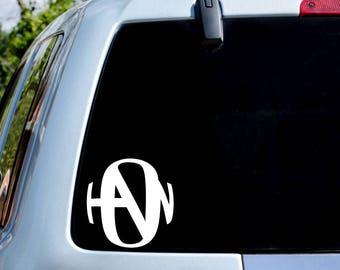 Hanson Decal | mmmbop | Sticker | Car Decal | Tumbler Decal