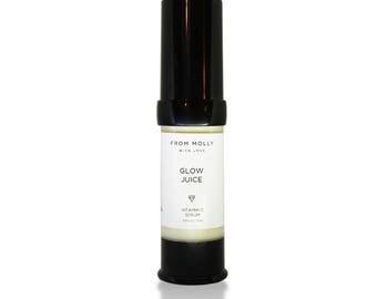 Glow Juice Vitamin C Serum   Face Serum   Facial Serum   Anti Aging Serum   Skin Serum   Clean Beauty