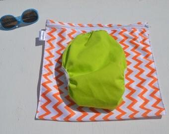 Waterproof bag, diaper bag, travel bag, pool bag, waterproof school bag, waterproof travel bag, underwear bag, Quebec