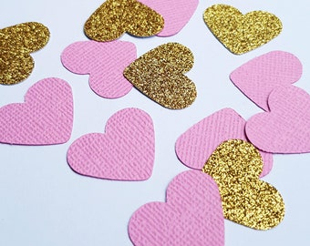 Lollypop Pink Confetti, Bridal Shower Decorations, Engagement Party Decorations, Baby Shower Decorations, Pink Party Decoration
