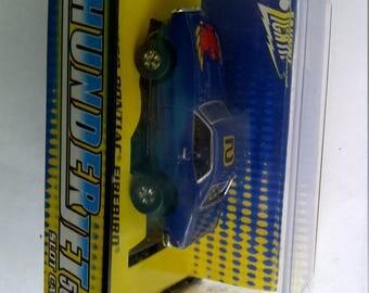 NEW Ho Slot car Pontiac Firebird made by Johnny Lightning from aurora molds