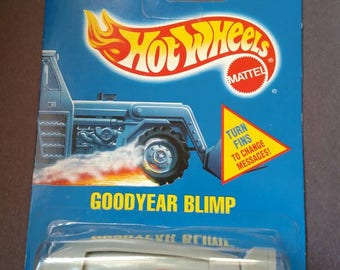 Hot Wheels GoodYear Blimp