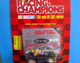 Racing Champion Nascar Chase Car #42 Bell South S Gauge Diecast new on card