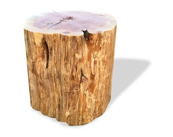 Stump Table, Real Cedar, Log Furniture, Stump Coffee Table, Rustic Tables, Tree Stump Table, Stump Side Tables, Rustic Furniture
