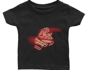 Riverdale Pops Diner Reflection Baby and Infant Tee