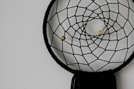 Black Widow Dreamcatcher