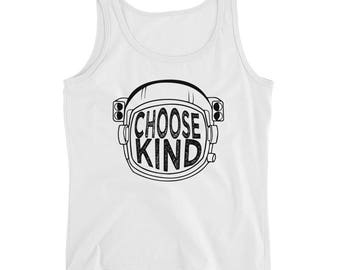 Choose Kind Anti-Bullying Kindness #choosekind Women's Ladies' Tank