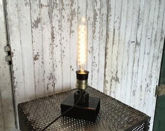 Lamp industrial steel