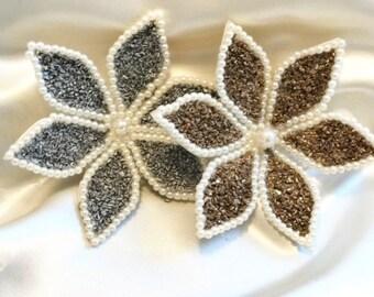 Sofreh aghd decor esfand (esphand) flower Aroossi Persian wedding Set of 2