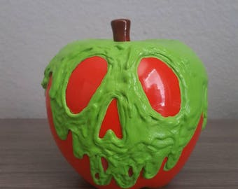 Ceramic handcrafted poison apple