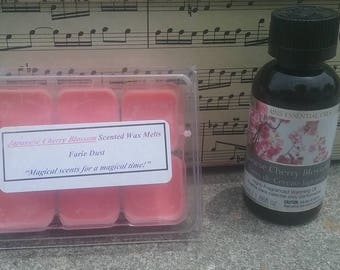 Japanese Cherry Blossom Scented Wax Melts