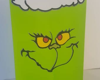 Grinch Goody Bags