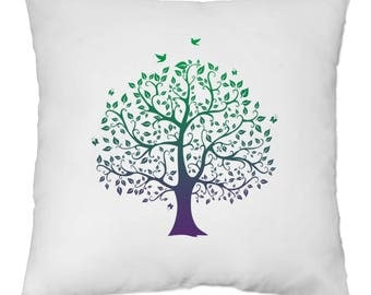 Cover cushion 40 x 40 cm - tree of life - Yonacrea