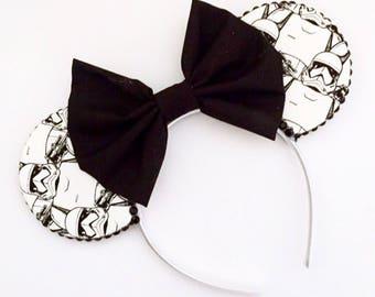 The Troopers - Handmade Mouse Ears Headband