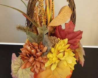 Fall decorations / pumpkin decorations/ holiday decor/ housewarming gift