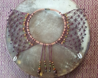 Flower of Life Tribe Necklace
