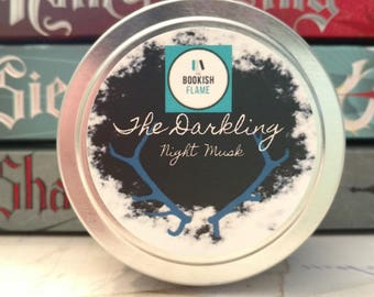 The Darkling 4 oz. Soy Candle