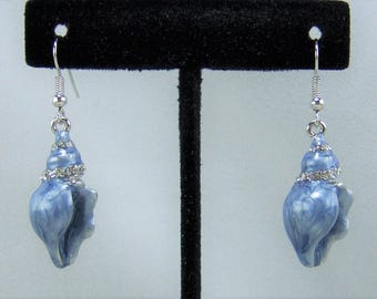 E219 - Seashell Earrings